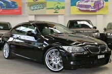 2011 BMW 335i E92 MY11 M Sport D-CT Black 7 Speed Sports Automatic Dual Clutch Coupe Southbank Melbourne City Preview