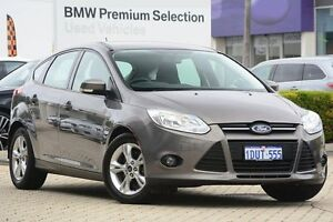 2011 Ford Focus LV Mk II Zetec Grey 4 Speed Sports Automatic Hatchback Victoria Park Victoria Park Area Preview