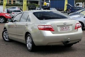 2007 Toyota Camry ACV40R Altise Gold 5 Speed Automatic Sedan Chermside Brisbane North East Preview