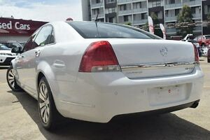 2014 Holden Caprice WN (LPG) White 6 Speed Automatic Sedan Homebush Strathfield Area Preview
