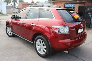 2008 Mazda CX-7 ER Luxury (4x4) Burgundy 6 Speed Auto Activematic Wagon Hamilton Newcastle Area Preview