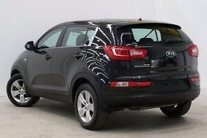 2014 Kia Sportage SL Series II MY13 SI Black 6 Speed Sports Automatic Wagon Seven Hills Blacktown Area Preview