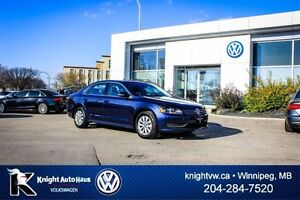 2015 Volkswagen Passat w/ Alloy Rims/Backup Cam 0.99% Financing