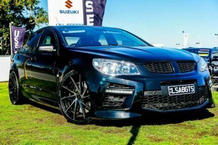 2014 Holden Special Vehicles GTS Gen-F MY14 Black 6 Speed Manual Sedan Wangara Wanneroo Area Preview