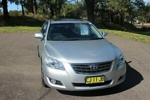 2006 Toyota Aurion GSV40R Prodigy Silver 6 Speed Sequential Auto Sedan South Maitland Maitland Area Preview