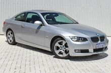 2009 BMW 323I E92 MY09 Steptronic Silver 6 Speed Sports Automatic Coupe Embleton Bayswater Area Preview