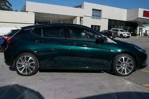 2016 Holden Astra BK MY17 RS-V Green 6 Speed Manual Hatchback Thornleigh Hornsby Area Preview