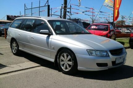 2006 Holden Commodore VZ MY06 Acclaim Silver 4 Speed Automatic Wagon Brooklyn Brimbank Area Preview