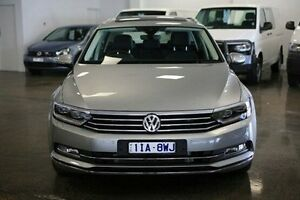2015 Volkswagen Passat 3C (B8) MY16 Silver 6 Speed Sports Automatic Dual Clutch Wagon Frankston Frankston Area Preview