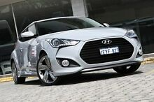 2013 Hyundai Veloster  Grey Manual Hatchback St James Victoria Park Area Preview