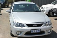 2007 Ford Falcon BF MkII XR6 Silver 6 Speed Auto Seq Sportshift Sedan Mitchell Gungahlin Area Preview