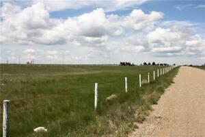 Land Right Outside Redcliff!