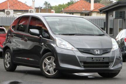 2012 Honda Jazz GE MY12 Vibe Grey 5 Speed Manual Hatchback Nundah Brisbane North East Preview