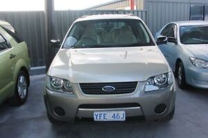 2006 Ford Territory SY TX (RWD) Gold 4 Speed Auto Seq Sportshift Wagon Mitchell Gungahlin Area Preview