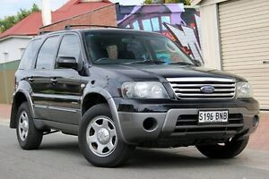 2006 Ford Escape ZC XLS Black 4 Speed Automatic Wagon Glenelg Holdfast Bay Preview