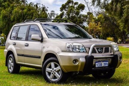 2007 Nissan X-Trail ST-S Gold Automatic Wagon Rockingham Rockingham Area Preview