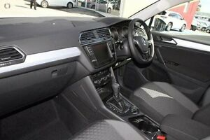 2016 Volkswagen Tiguan 5N MY17 132TSI DSG 4MOTION Comfortline White 7 Speed Frankston Frankston Area Preview