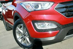 2015 Hyundai Santa Fe DM MY15 Elite CRDi (4x4) Red 6 Speed Automatic Wagon Dee Why Manly Area Preview