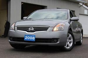 2008 Nissan Altima 2.5 S-LOADED!+BACKUP CAM+SUNROOF+HEATED SEATS