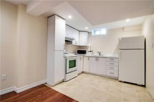 Newly renovated basement for working professionals or couple