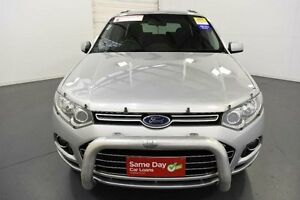 2013 Ford Territory SZ TS (RWD) Silver 6 Speed Automatic Wagon Moorabbin Kingston Area Preview