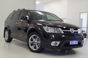 2013 Fiat Freemont JF Lounge Black 6 Speed Automatic Wagon Myaree Melville Area Preview