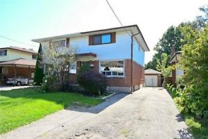 Perfect Starter Home Or Investment Property In Oshawa!!