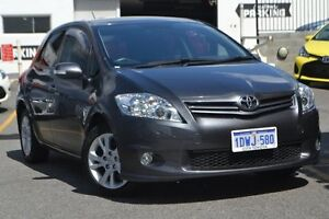 2012 Toyota Corolla ZRE152R MY11 Ascent Sport Graphite 4 Speed Automatic Hatchback Claremont Nedlands Area Preview