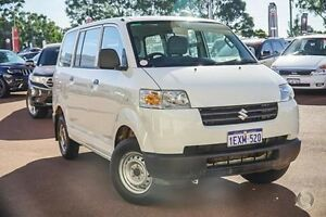 2015 Suzuki APV White 5 Speed Manual Van Westminster Stirling Area Preview