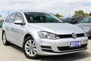 FROM $81 P/WEEK ON FINANCE* 2014 VOLKSWAGEN GOLF 90TSI DSG WAGON Coburg Moreland Area Preview
