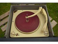 Vintage Collaro Conquest record player