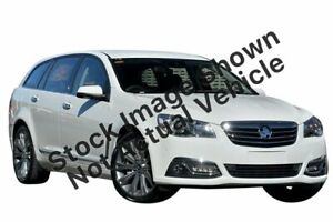 2015 Holden Calais VF MY15 V Sportwagon White 6 Speed Sports Automatic Wagon Ravenhall Melton Area Preview