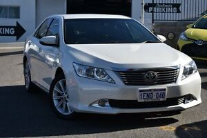 2014 Toyota Aurion GSV50R Prodigy Pearl White 6 Speed Sports Automatic Sedan Claremont Nedlands Area Preview