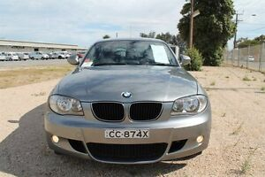 2010 BMW 123d E87 MY11 23d Grey 6 Speed Automatic Hatchback Pennington Charles Sturt Area Preview