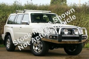 2012 Nissan Patrol Y61 GU 8 ST Simpson 50th Anniversary White 4 Speed Automatic Wagon Berrimah Darwin City Preview