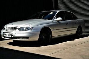 2002 Holden Statesman WH II International Silver 4 Speed Automatic Sedan Underdale West Torrens Area Preview