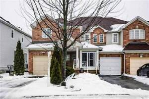 Excellent Freehold Town House In Demand Area View Today!