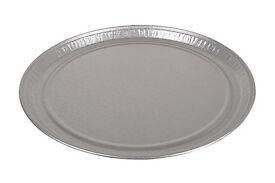 joblot wholesale stock 100x PACTIVE 16''Flat Round Foil Catering Platters