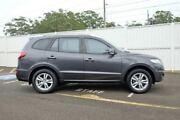2010 Hyundai Santa Fe CM MY10 Highlander Grey 6 Speed Sports Automatic Wagon Gosford Gosford Area Preview