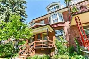 Furnished 5 Bedroom Semi in Little Italy