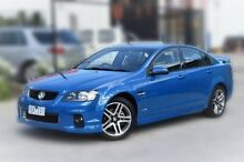 2011 Holden Commodore VE II SV6 Blue 6 Speed Sports Automatic Sedan Berwick Casey Area Preview