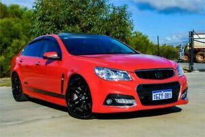 2014 Holden Commodore VF SS-V Redline Red 6 Speed Automatic Sedan Rockingham Rockingham Area Preview