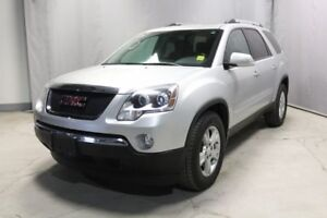2012 GMC Acadia AWD SLE-2 3rd Row,  Back-up Cam,  Bluetooth,  A/