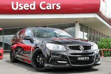 2014 Holden Commodore VF MY14 SV6 Sportwagon Black 6 Speed Sports Automatic Wagon Liverpool Liverpool Area Preview