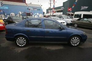 2003 Holden Astra TS CDX Blue 4 Speed Automatic Hatchback Kingsville Maribyrnong Area Preview