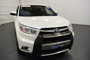 2014 Toyota Kluger GSU55R GX (4x4) White 6 Speed Automatic Wagon Moorabbin Kingston Area Preview