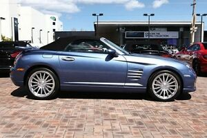 2005 Chrysler Crossfire ZH MY2005 SRT-6 Blue 5 Speed Sports Automatic Roadster Osborne Park Stirling Area Preview