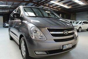 2008 Hyundai iMAX TQ-W Grey Sports Automatic Wagon Knoxfield Knox Area Preview