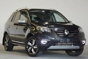 2015 Renault Koleos H45 Phase III Bose SE (4x2) Grey Continuous Variable Wagon Coopers Plains Brisbane South West Preview