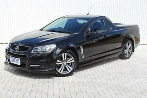 2013 Holden Ute VF MY14 SS Ute Black 6 Speed Manual Utility Embleton Bayswater Area Preview